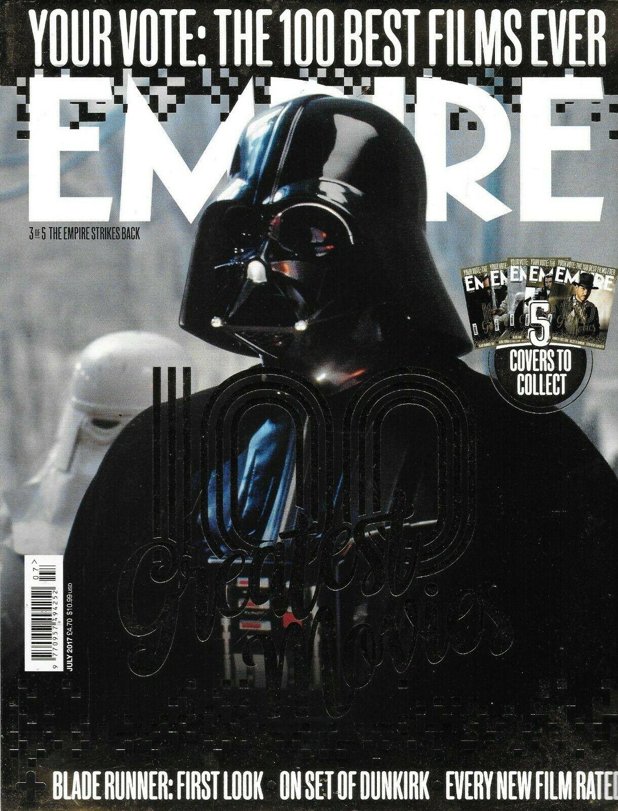 Empire Magazine 338