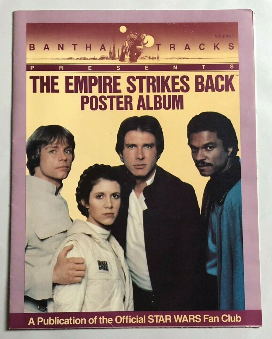 Bantha Tracks Presents The Empire Strikes Back Poster Album
