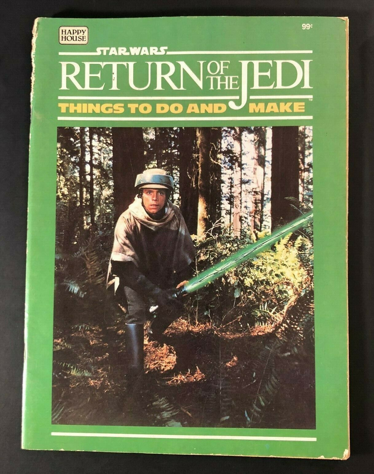 Star Wars Return of the Jedi: Things to Do and Make