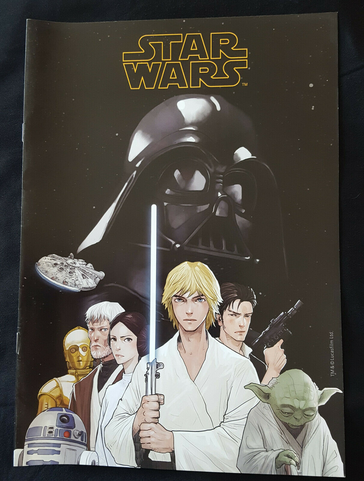Star Wars (Taiwanese Comic)