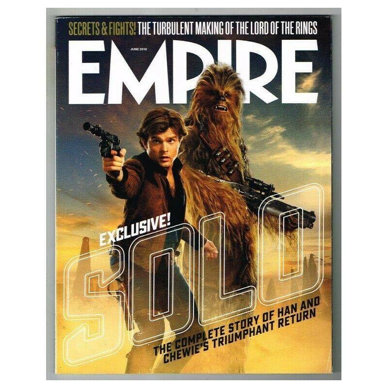 Empire Magazine 349