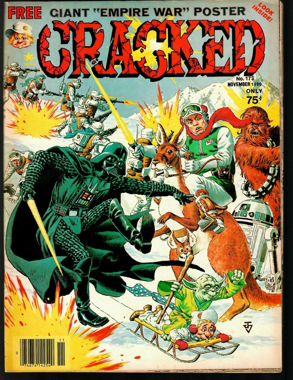 Cracked Magazine 173