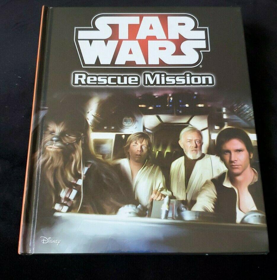 Star Wars: Rescue Mission