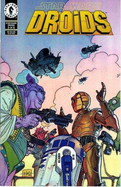 Star Wars Droids 2 (Dark Horse)