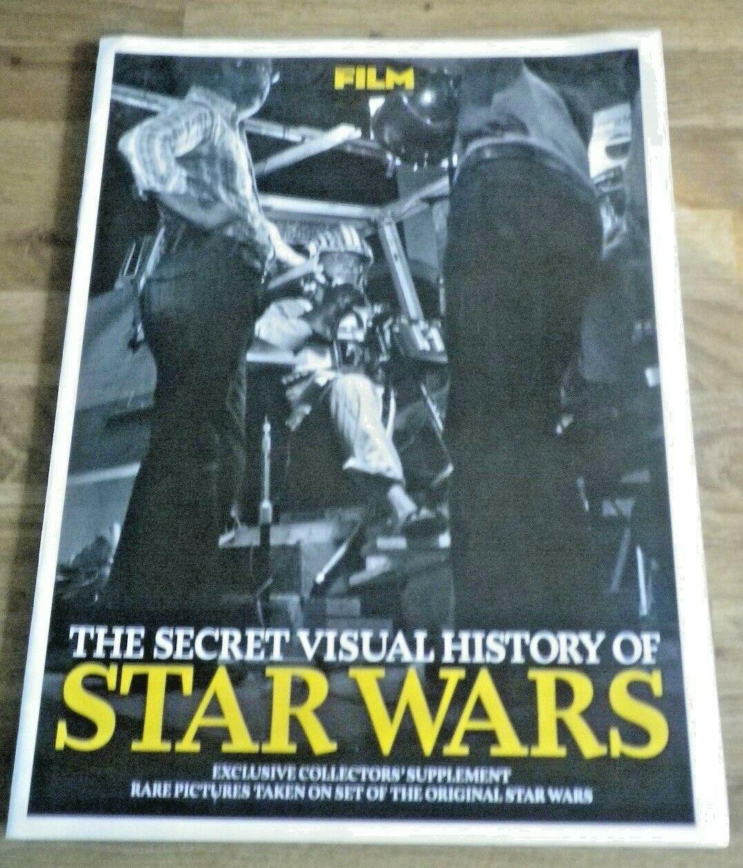 The Secret Visual History of Star Wars