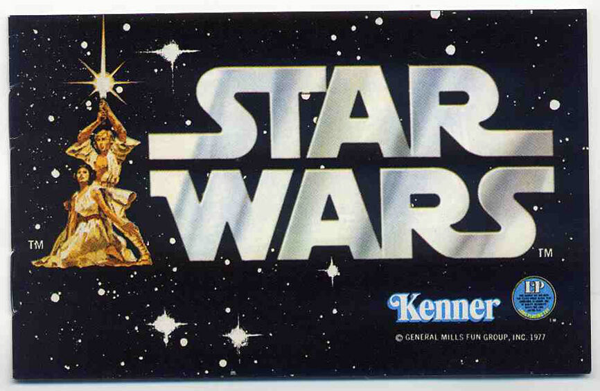 Star Wars Kenner Collections 1977