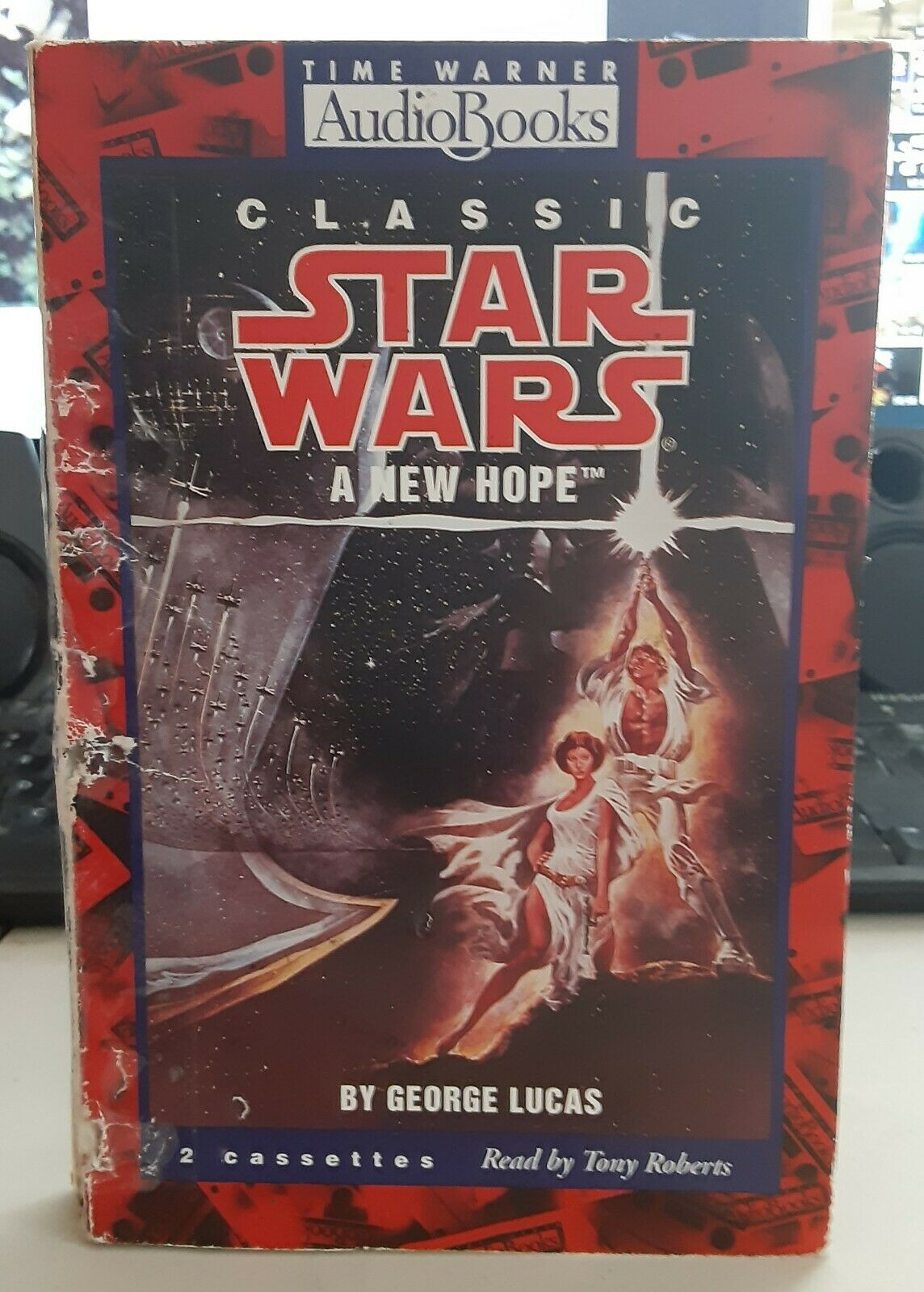 Classic Star Wars: A New Hope (audio book)