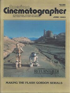 American Cinematographer Vol 64