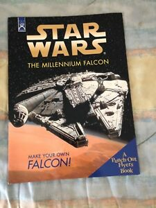 Star Wars: The Millemnium Falcon (Make Your Own Falcon)