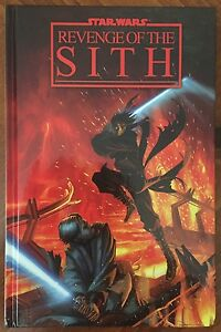 Star Wars Episode III: Revenge of the Sith (Dark Horse Hardcover)