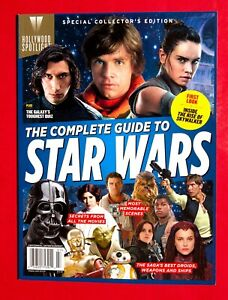 Hollywood Spotlight: The Complete Guide to Star Wars (Rise of Skywalker)