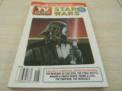 TV Guide May 1-7, 2005 (Anakin/Vader)
