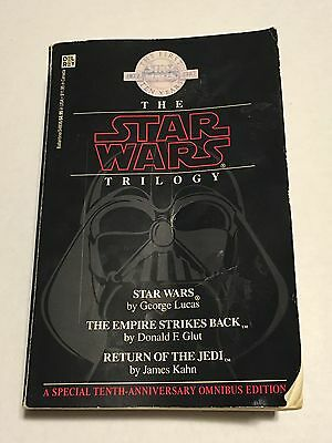 The Star Wars Trilogy Special Omnibus Edition (10th Anniversary Logo)