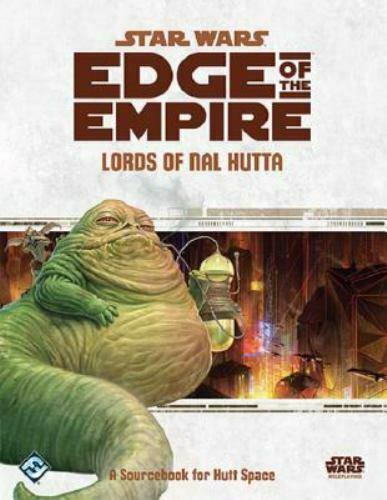 Star Wars Edge of the Empire: Lords of Nal Hutta