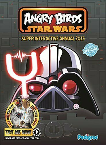 Angry Birds Star Wars Super Interactive Annual 2015