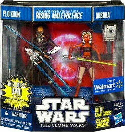 Star Wars The Clone Wars: Rising Malevolence DVD