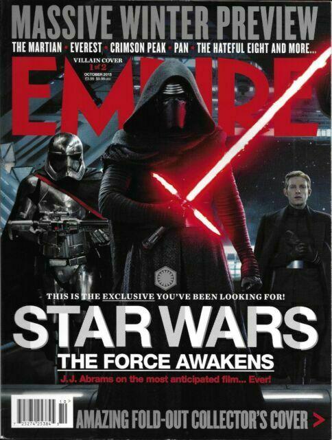 Empire Magazine 316 - Dark Side Cover