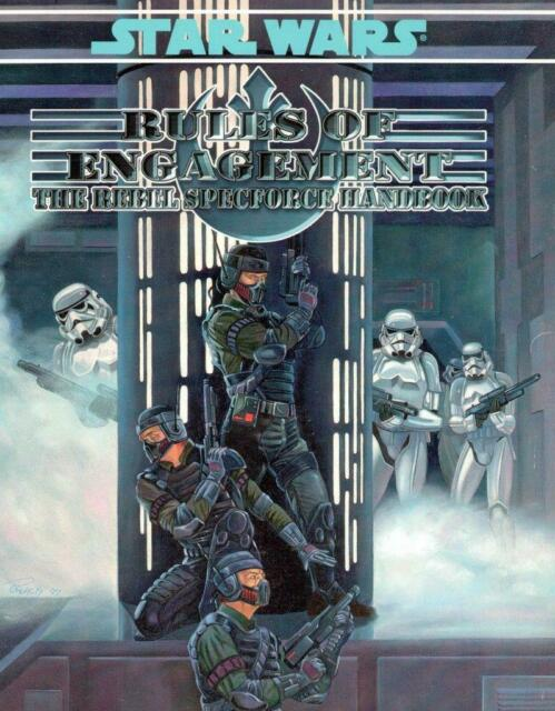 Star Wars: Rules of Engagement - The Rebel SpecForce Handbook