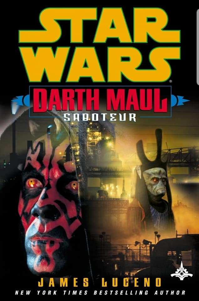 Star Wars Darth Maul: Saboteur