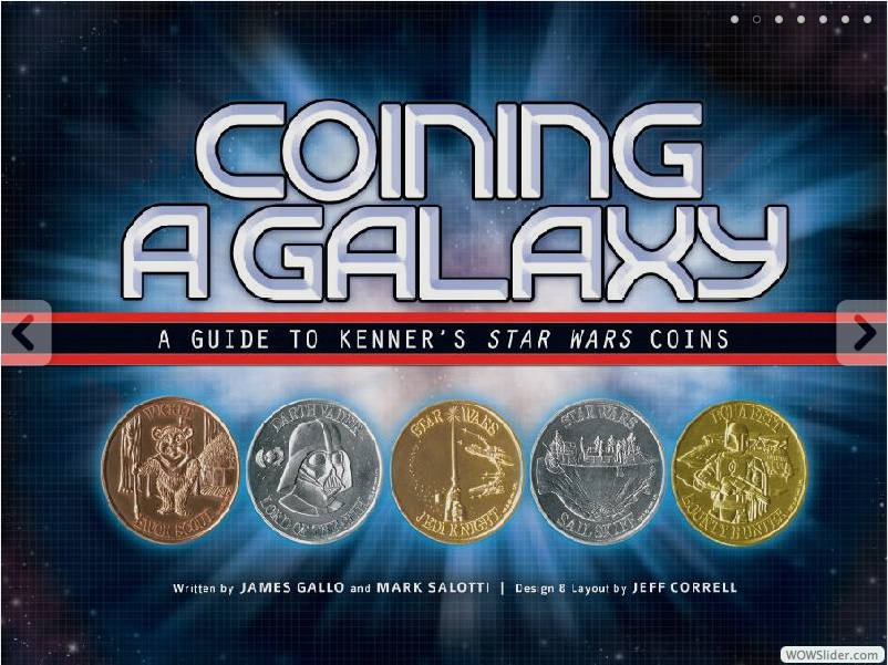 Coining a Galaxy: A Guide to Kenner's Star Wars Coins