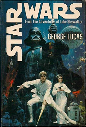 Star Wars: From the Adventures of Luke Skywalker (Sci-Fi Book Club)