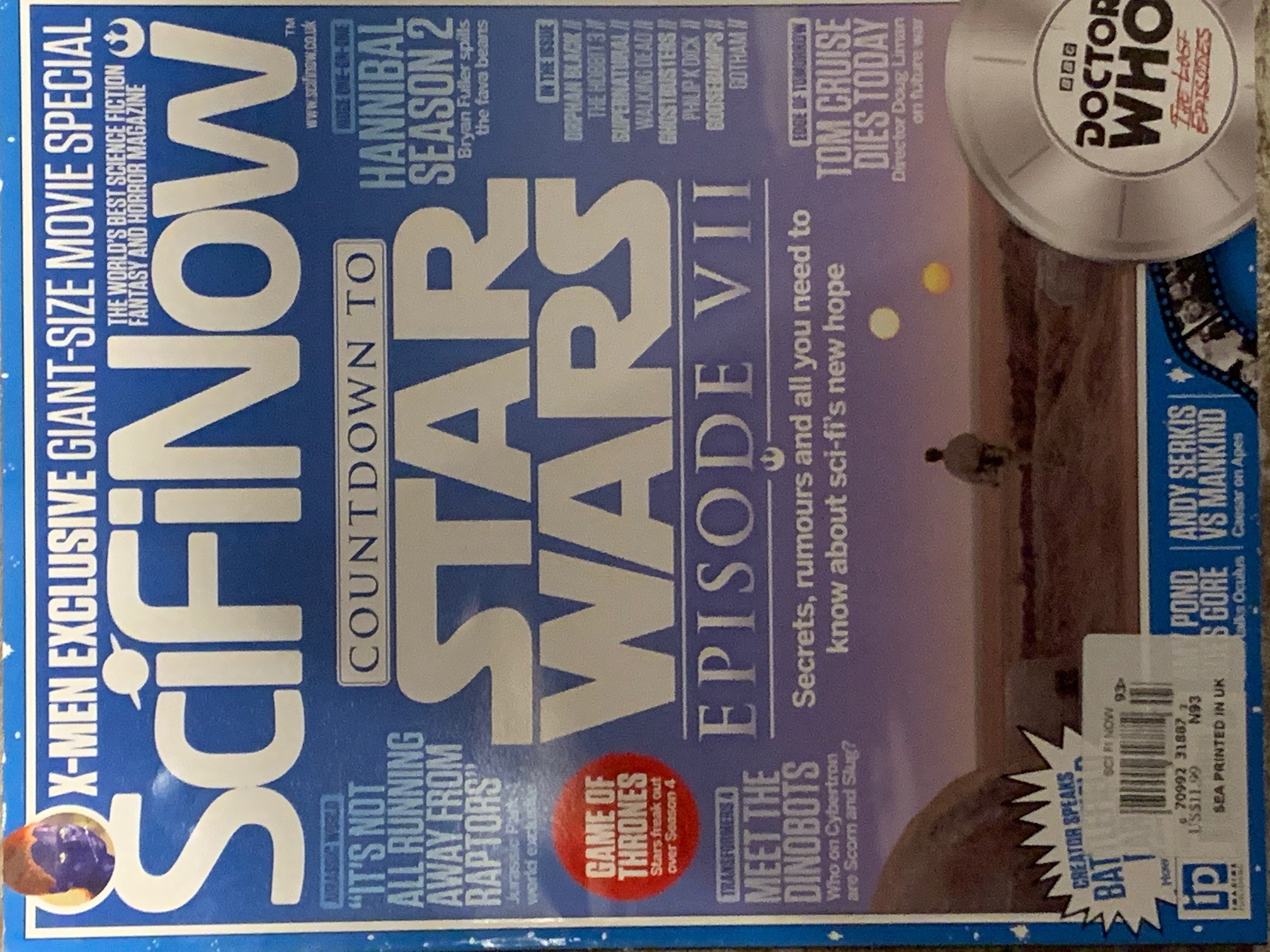 SciFi Now Issue 93