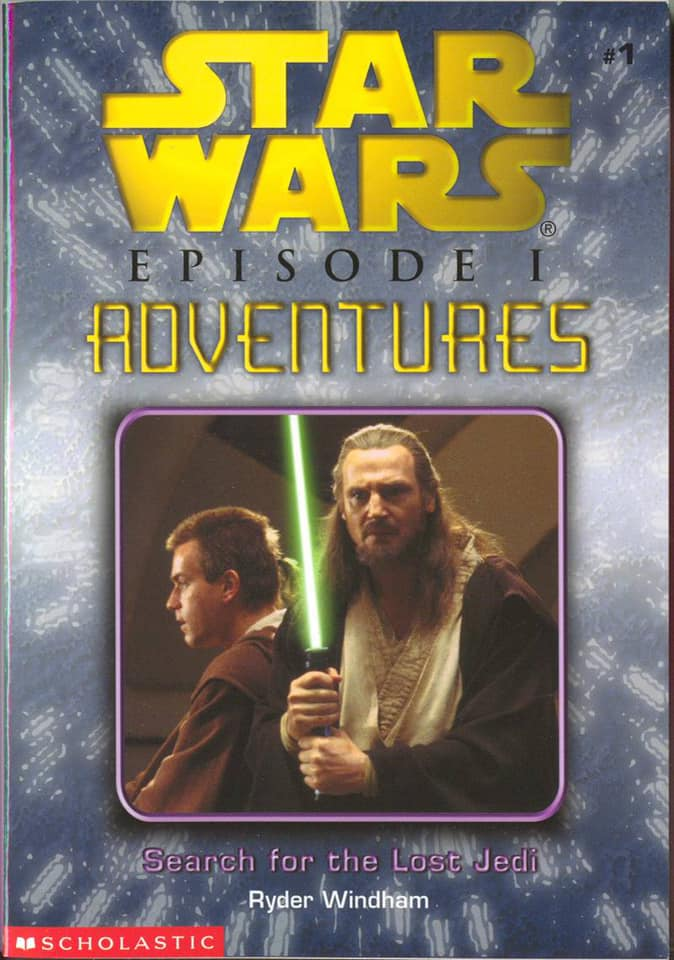 Star Wars Episode I Adventures: Search for the Lost Jedi