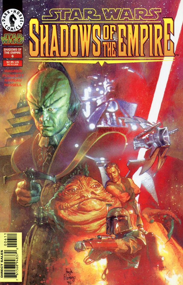 Star Wars Shadows of the Empire 6