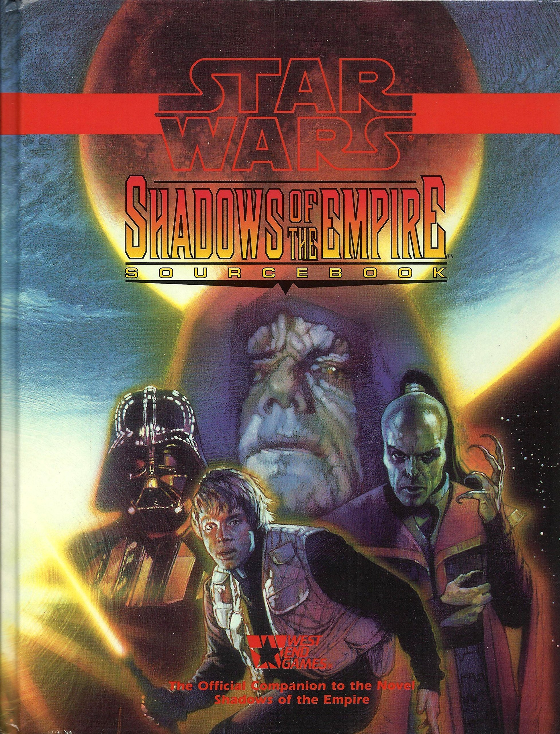 Star Wars Shadows of the Empire Sourcebook