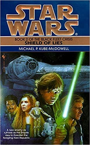 Star Wars The Black Fleet Crisis: Shield of Lies