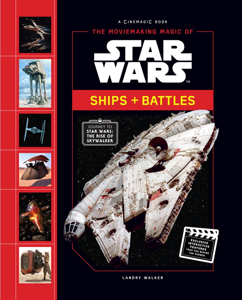 The Moviemaking Magic of Star Wars: Ships and Battles