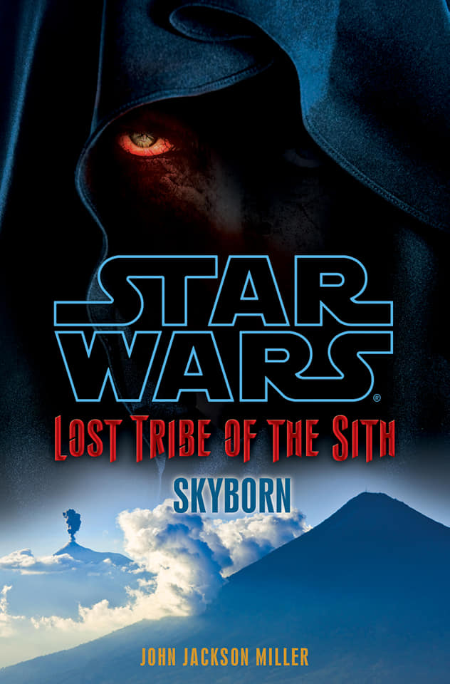 Star Wars Lost Tribe of the Sith: Skyborn