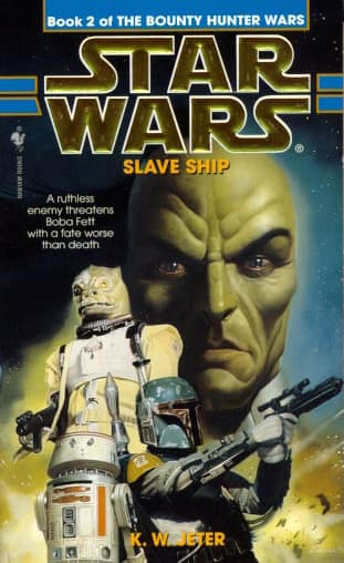 Star Wars The Bounty Hunter Wars: Slave Ship