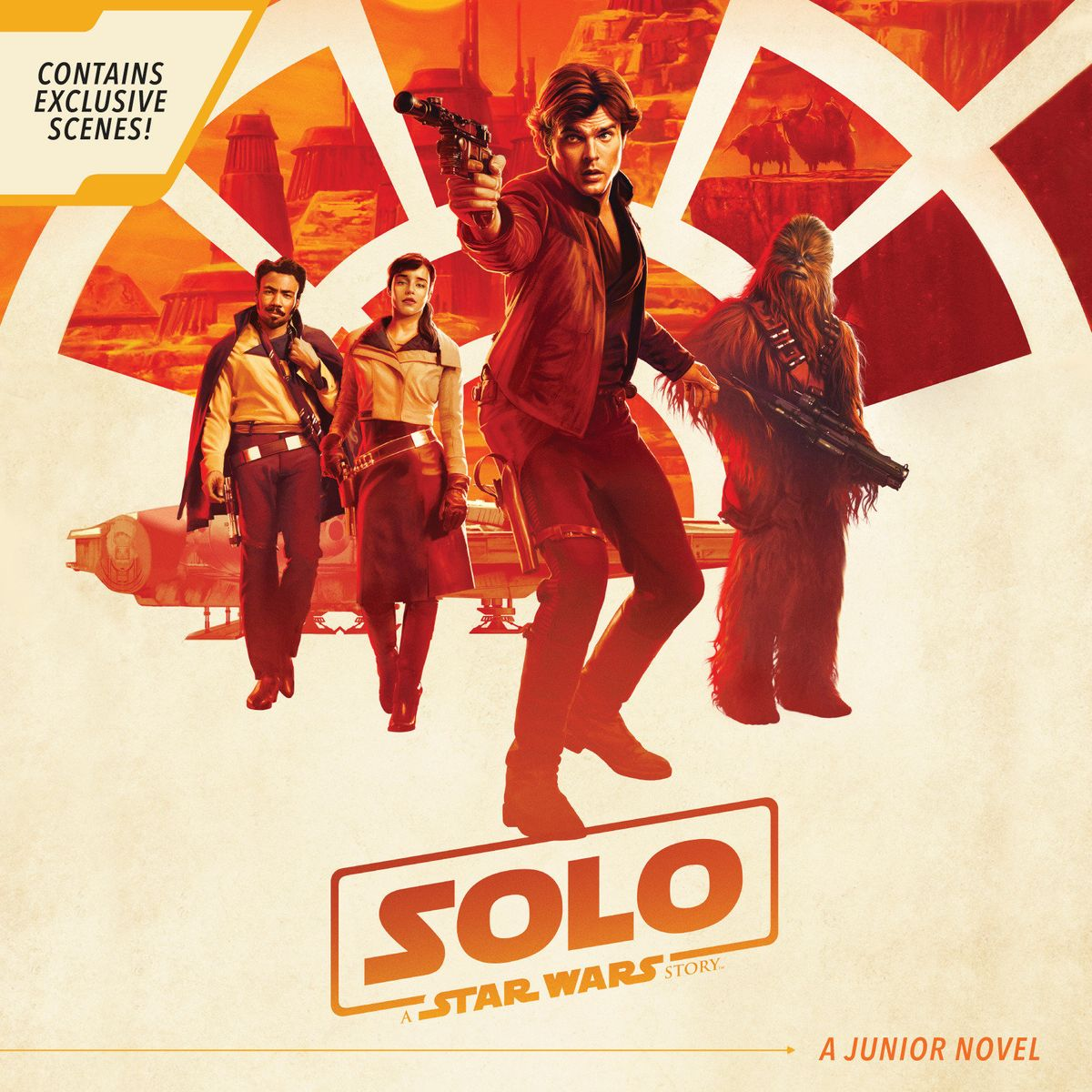Solo: A Star Wars Story - Junior Novel (audio CD)