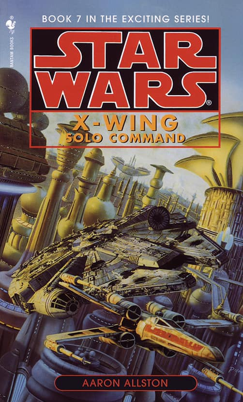 Star Wars X Wing: Solo Command