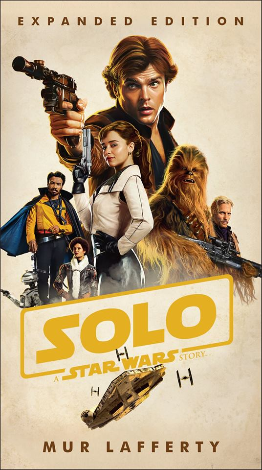 Solo: A Star Wars Story - Expanded Edition (paperback)