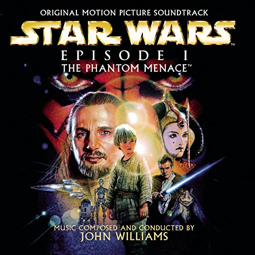 Star Wars Episode I: The Phantom Menace Original Motion Picture Soundtrack (Record)