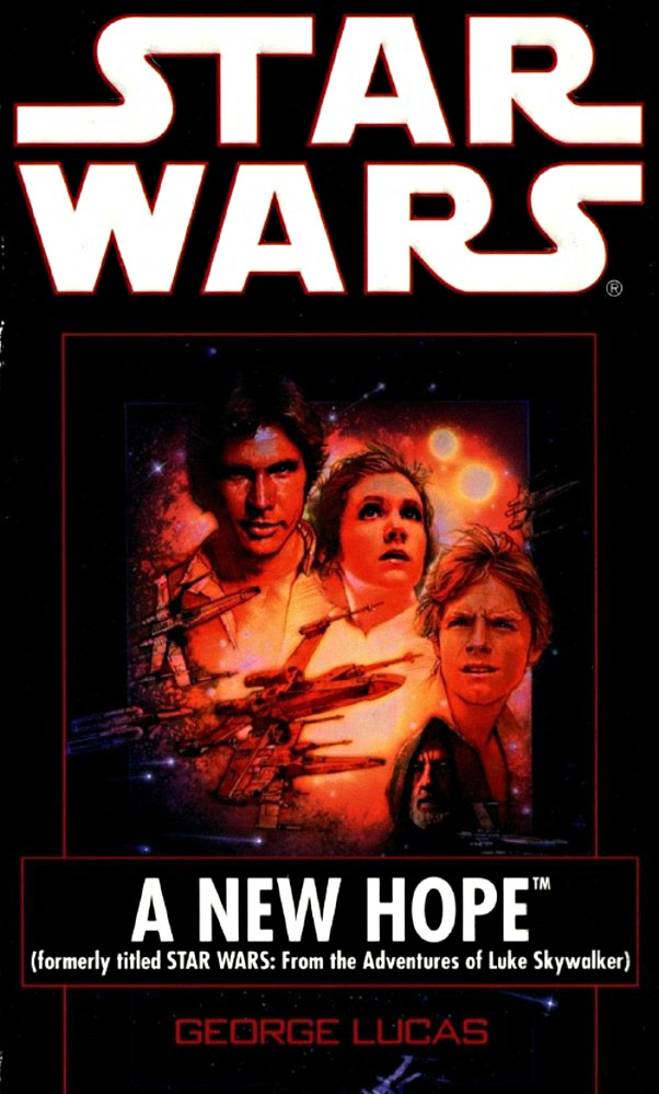 Star Wars: A New Hope (1999 paperback)