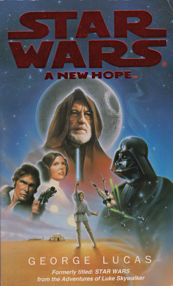 Star Wars: A New Hope (Orbit UK)