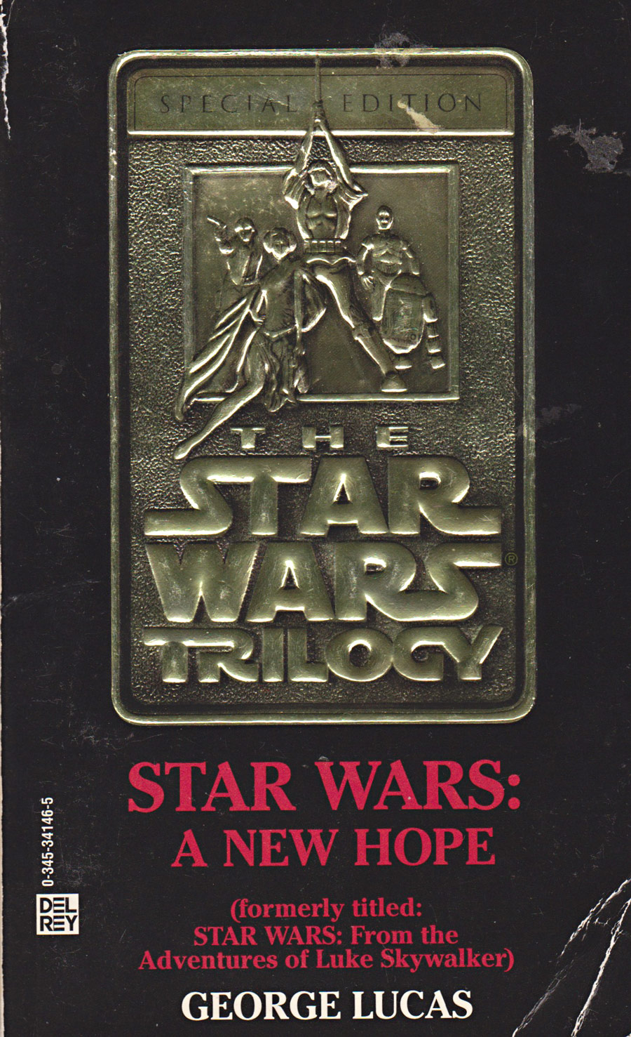Star Wars: A New Hope (Special Edition paperback)