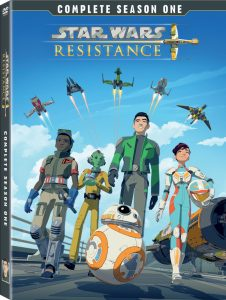 Star Wars Resistance: Secrets and Holograms
