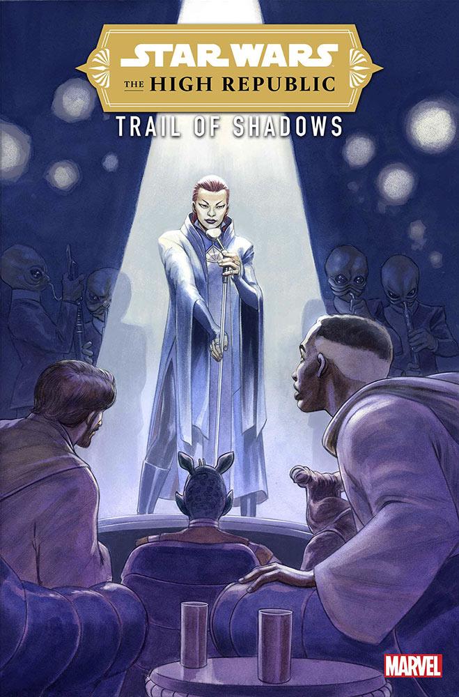 Star Wars The High Republic: Trail of Shadows 3