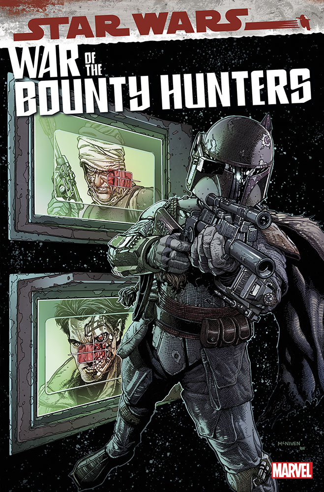 Star Wars: War of the Bounty Hunters 4 - First Printing