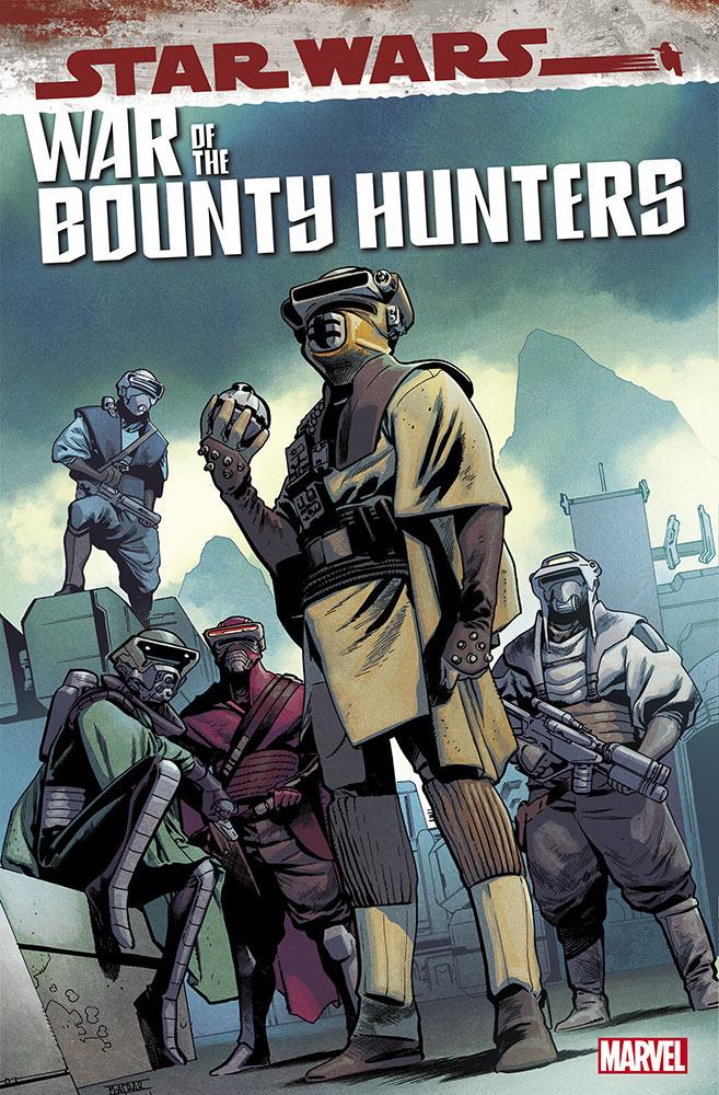 Star Wars War of the Bounty Hunters: Boushh