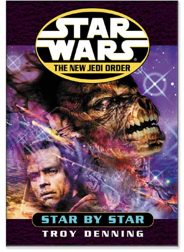 Star Wars The New Jedi Order: Star By Star