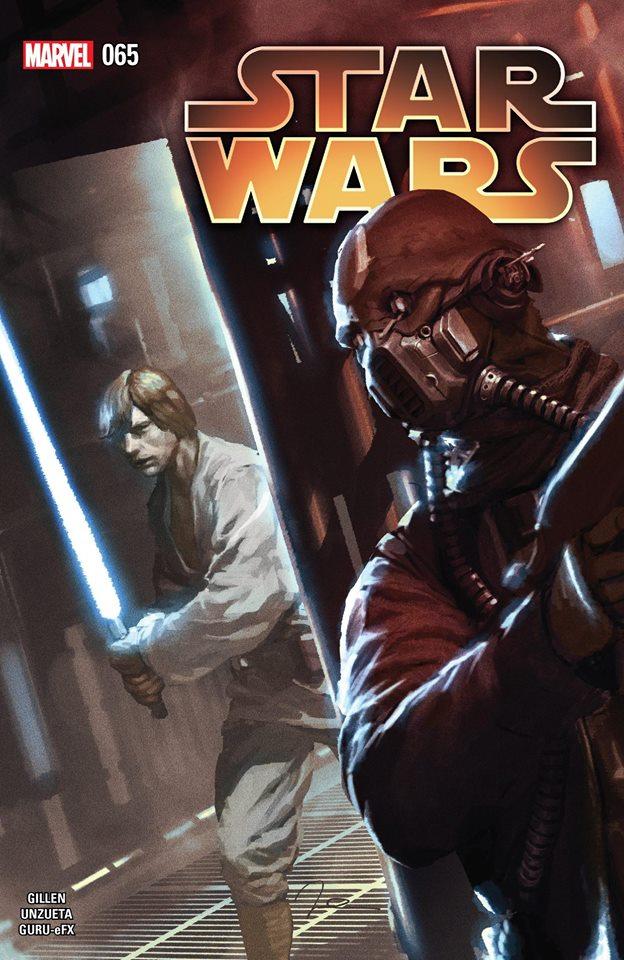 Star Wars 65 (Marvel 2015) - First Printing