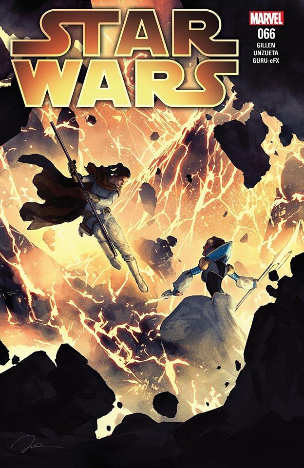 Star Wars 66 (Marvel 2015)