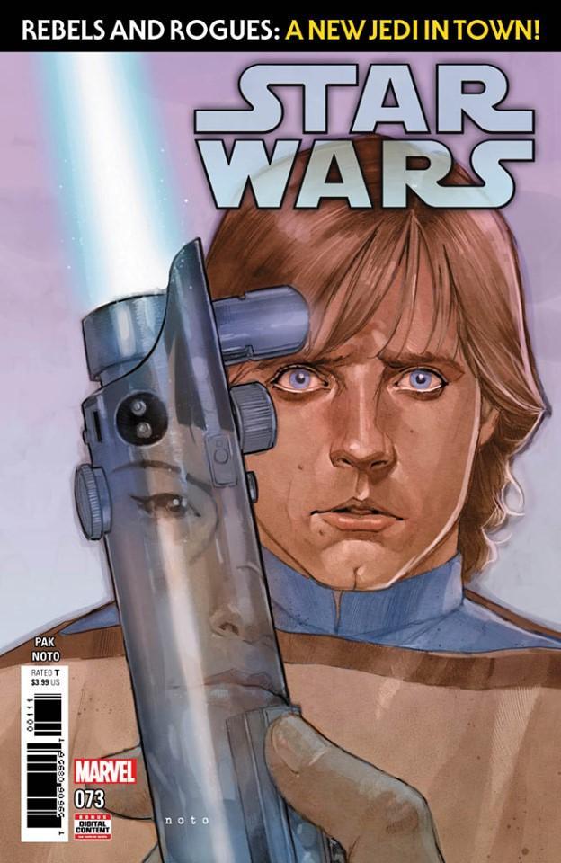 Star Wars 73 (Marvel 2015)