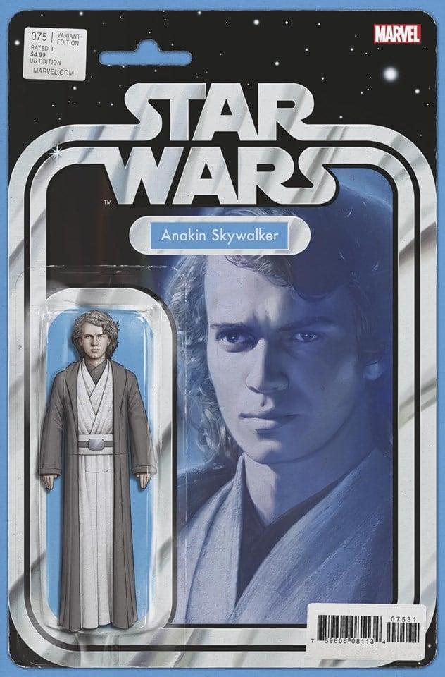 Star Wars 75 (Marvel 2015) Action Figure Variant