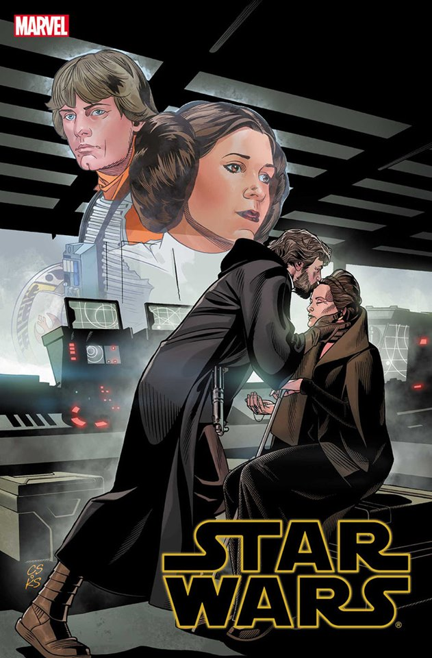 Star Wars 75 (Marvel 2015) Greatest Moments Variant (Sprouse)